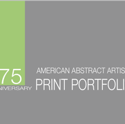 American Abstract Artists: AAA 75th Anniversary Print Portfolio
