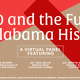 "Online Panel on ""2020 and the Future of Alabama History"" Set for July 15"
