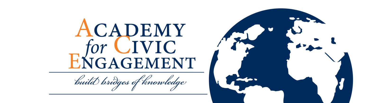 Academy of Civic Engagement logo