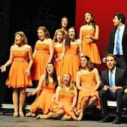 AU Singers Performing Fall Show on Dec 4 and 6