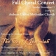 AU Fall Choral Concert on Sunday, November 11, 2012