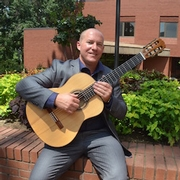 Faculty Guitarist Ikner to Perform on Monday, October 19