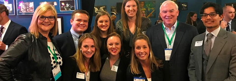 HADM Alumni and Students attend ACHE National Congress 2018 in Chicago