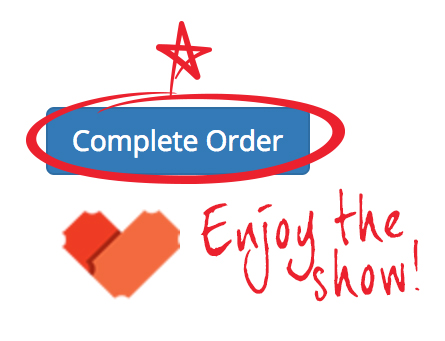Complete Order button- call (334) 844-4748 for assistance